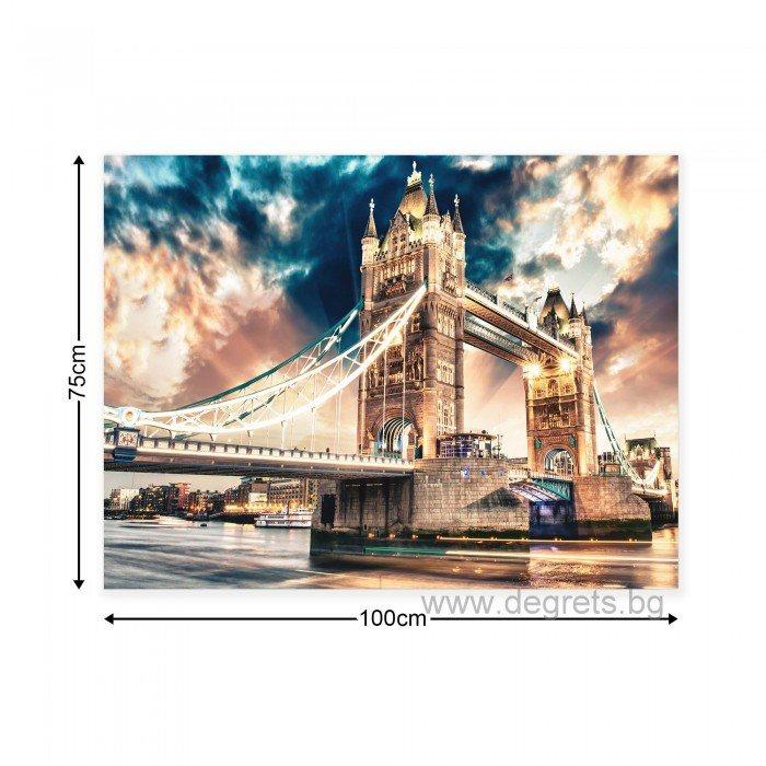 Картина Канава Лондон Бридж