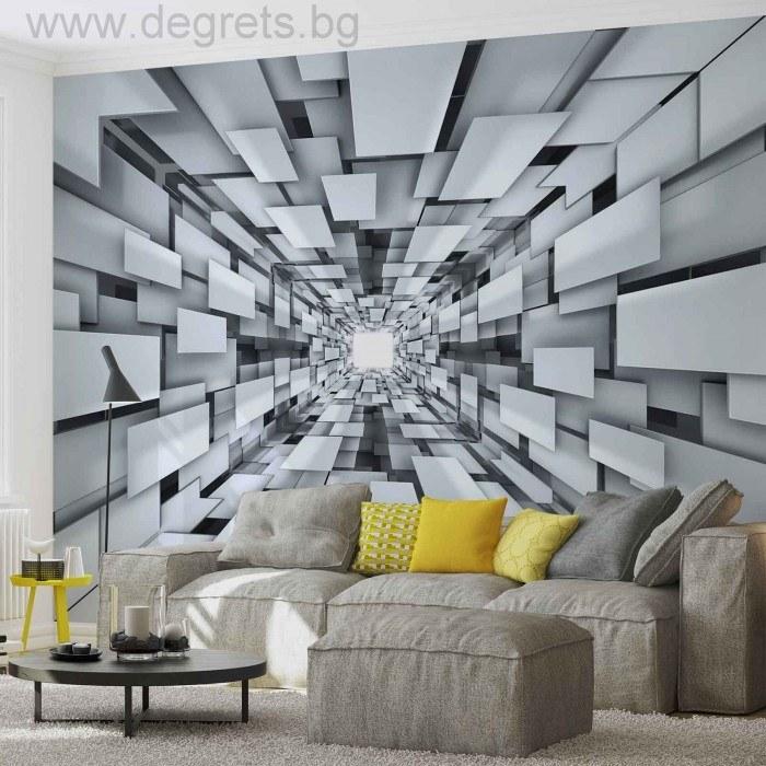 Фототапет Илюзия 3D
