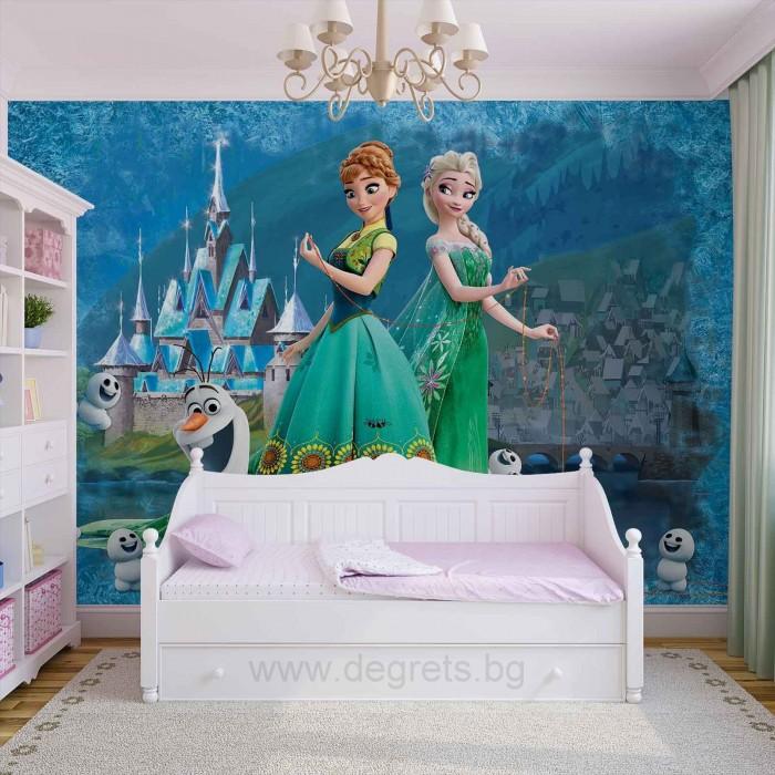 Фототапет Замръзналото кралство 2 L