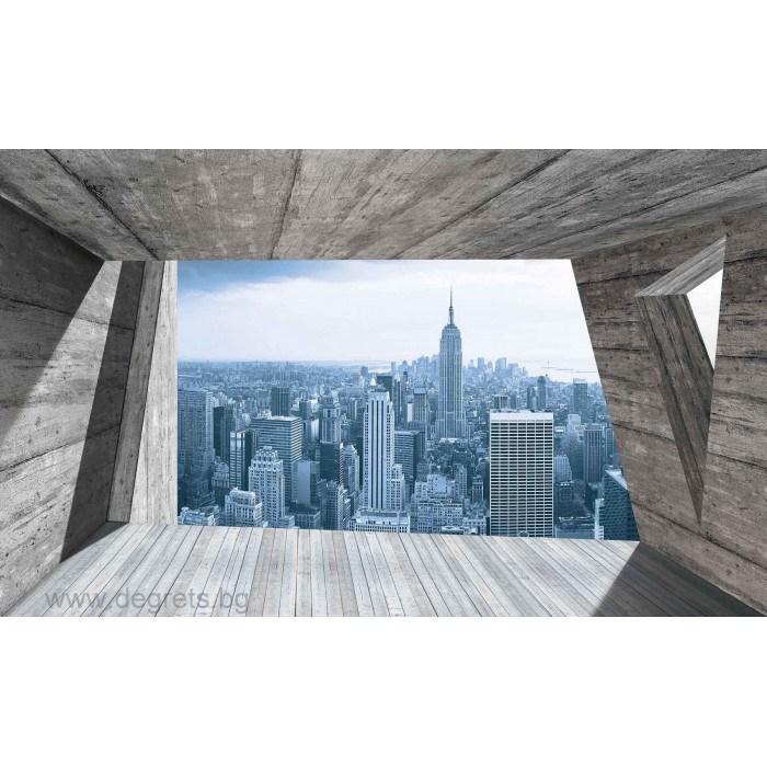 Фототапет Ню Йорк панорама