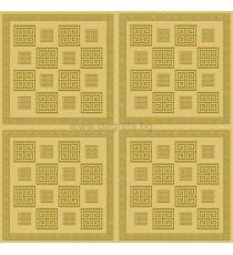 Таванска плоскост 50/50 номер 15-327 Версаче злато