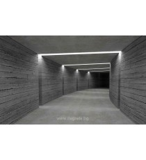 Фототапет Светлини в тунела