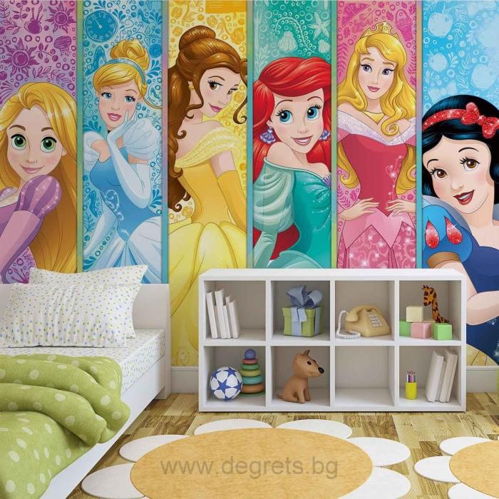 Фототапет Дисни принцеси
