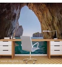 Фототапет Тунел в морето