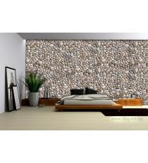 Фототапет Стена от камъчета L