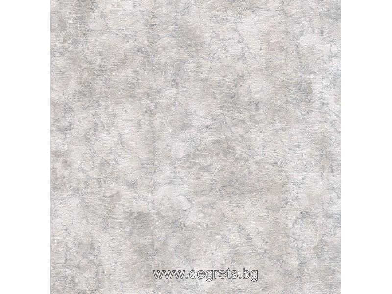Тапет дуплекс Пиония сив