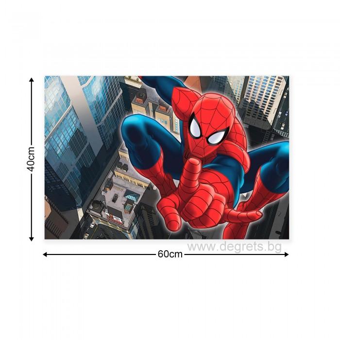 Картина Канава Спайдърмен 2