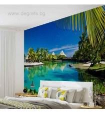 Фототапет Тропически плаж 2