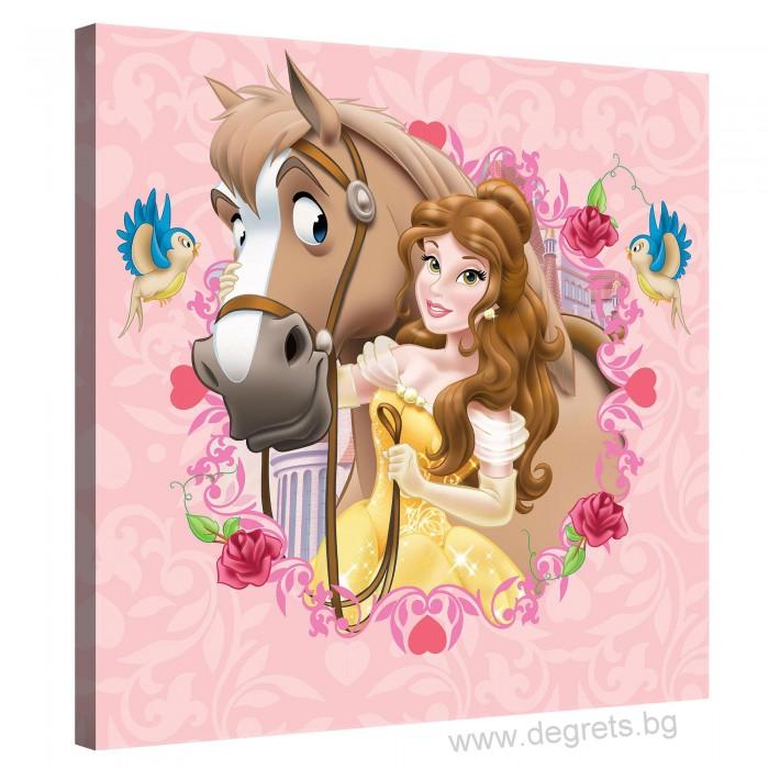 Картина Канава Принцеса Бел