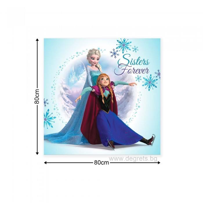 Картина Канава Елза и Анна 1