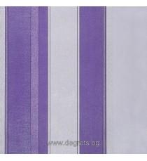 Тапет хартиен Барок райе лилав