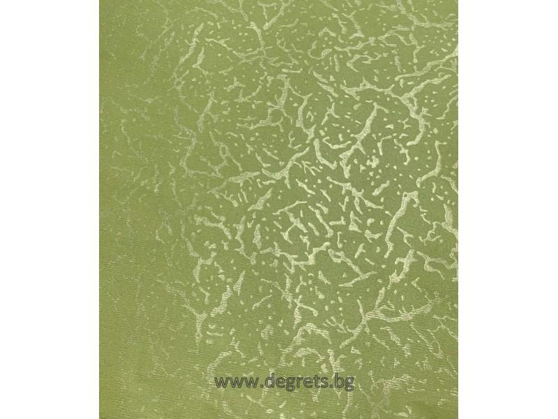 Тапет хартиен Нина зелен