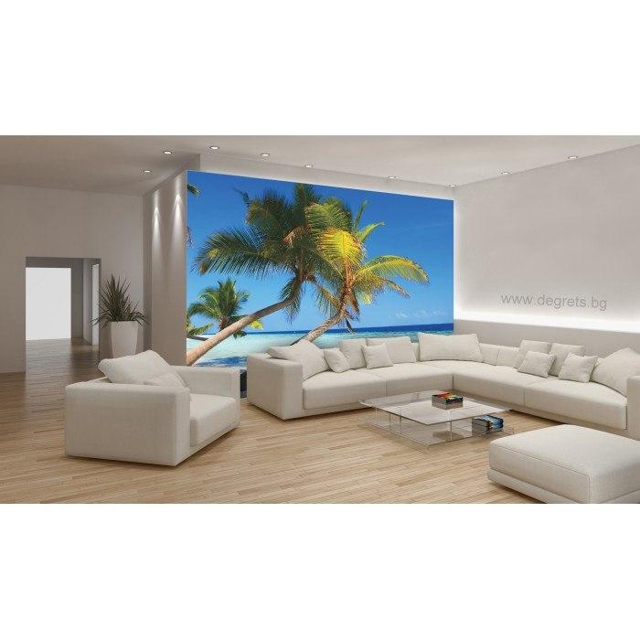 Фототапет Тропически плаж 3 L
