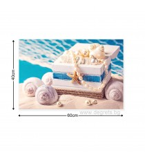 Картина Канава Морско богатство