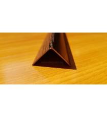 Декоративен PVC ъгъл Венге 2.7 м
