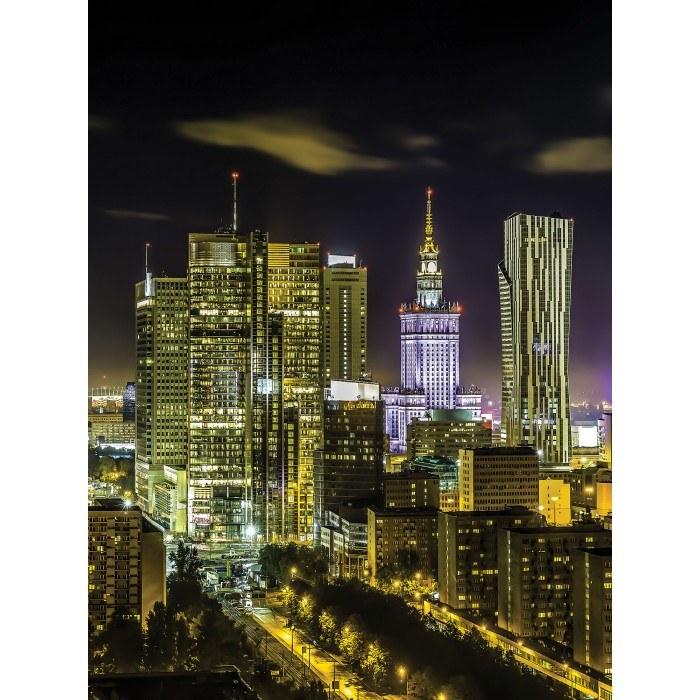 Фототапет Варшава 2