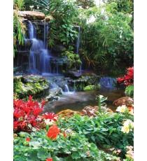 Фототапет Райски водопад 1 3D L 2
