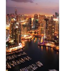 Фототапет Дубай Марина 2 L 2