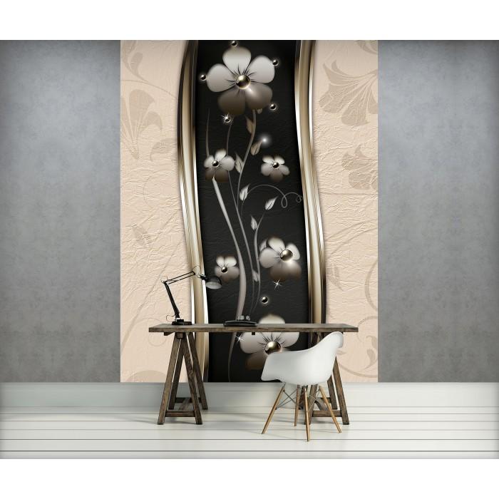 Фототапет Абстракция цветя 3D L 2