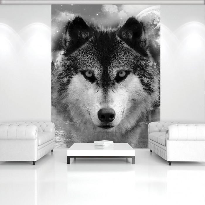 Фототапет Вълк L 2