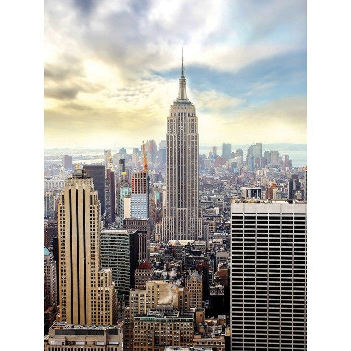 Фототапет Ню Йорк Мегаполис