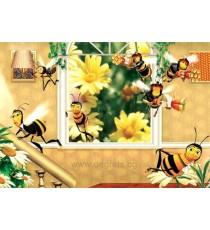 Фототапет Пчелички