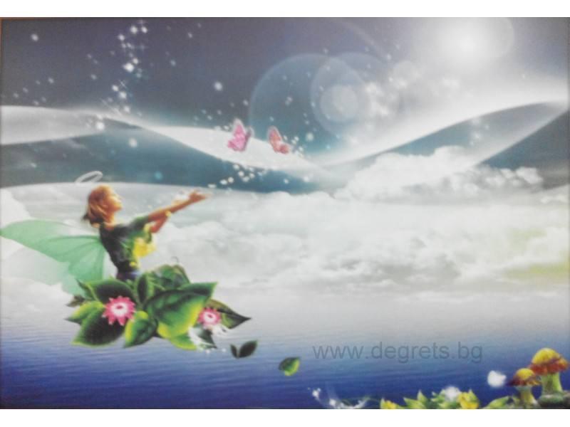 Фототапет Небесна фея
