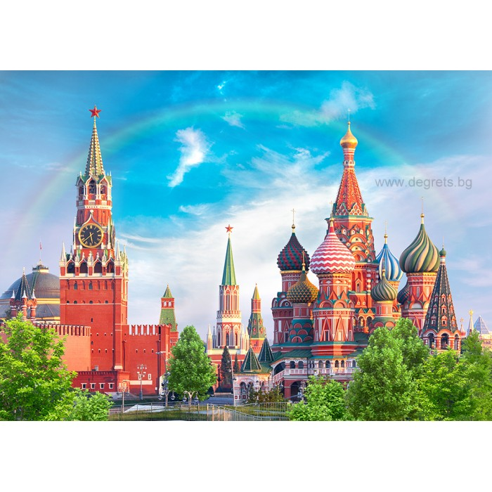 Фототапет Сърцето на Русия
