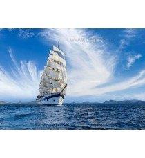 Фототапет Кораб в морето