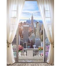 Фототапет Гледка към Ню Йорк