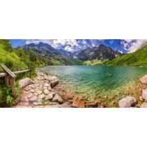 Фототапет Езерце в планината