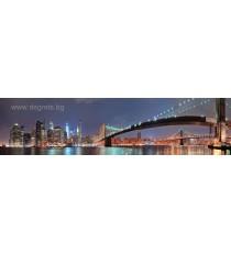 Пано Бруклински мост