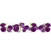 Пано Лилави рози
