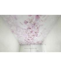 PVC ламперия Пролет декор 3D ефект