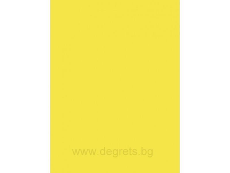 Фолио Жълт мат