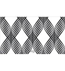 Фолио Плетка черно-бяла 3Д