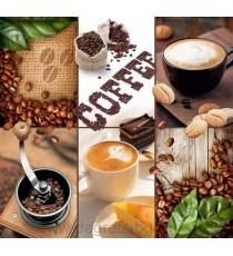 Фототапет Аромат на кафе
