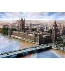 Фототапет с пейзаж Лондон