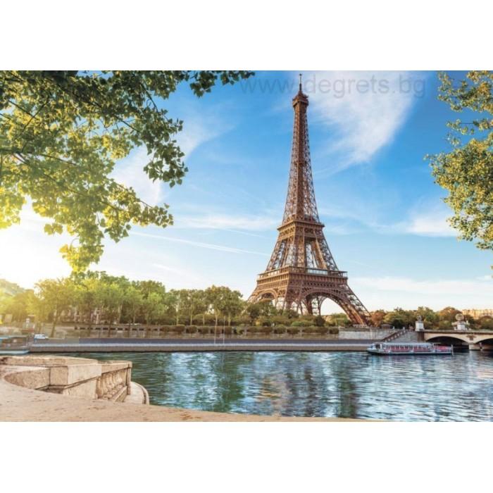 Фототапет Кей в Париж