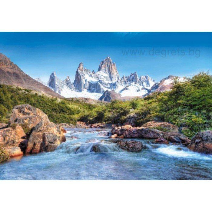 Фототапет Величествена гора