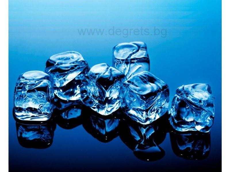 Фототапет флис Кубчета лед