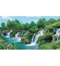 Фототапет Безкраен водопад