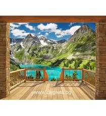 Фототапет Премиум Алпите
