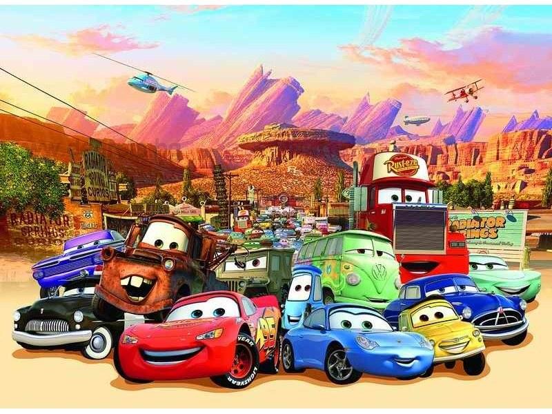 Фототапет Автомобили