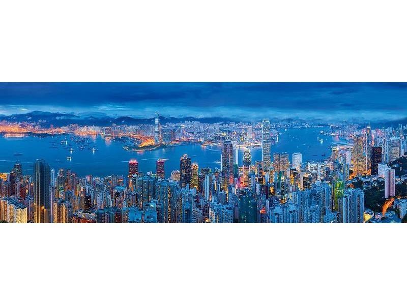 Фототапет Хонг Конг