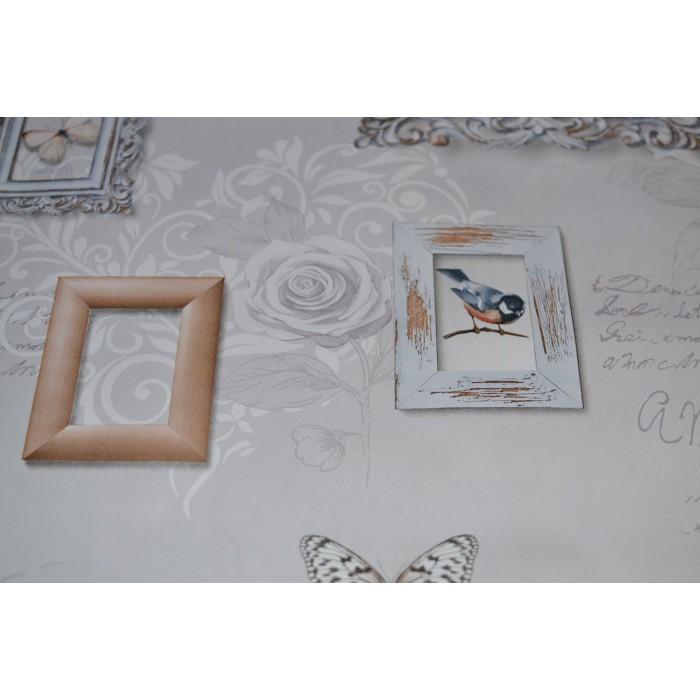 Тапет хартиен Белина сив