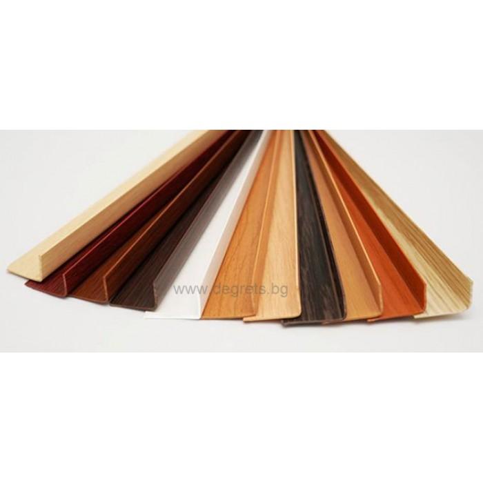 Декоративен PVC ъгъл Дъб Тъмен 2.7 м