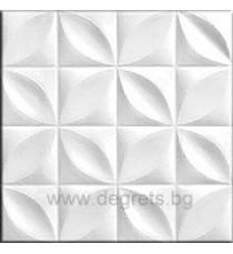 Таванска плоскост 50/50 номер 12 бял
