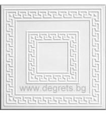 Таванска плоскост 50/50 номер 21 бял версаче