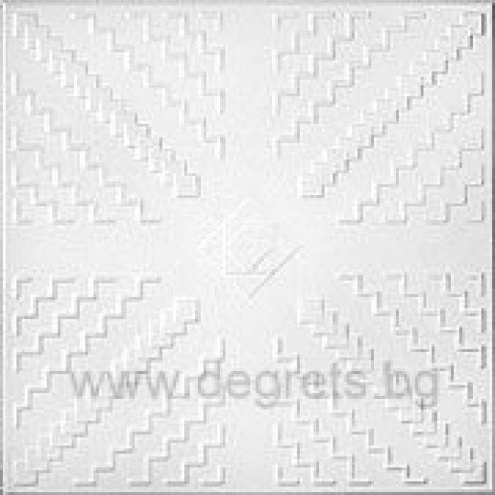Таванска плоскост 50/50 номер 69 бял